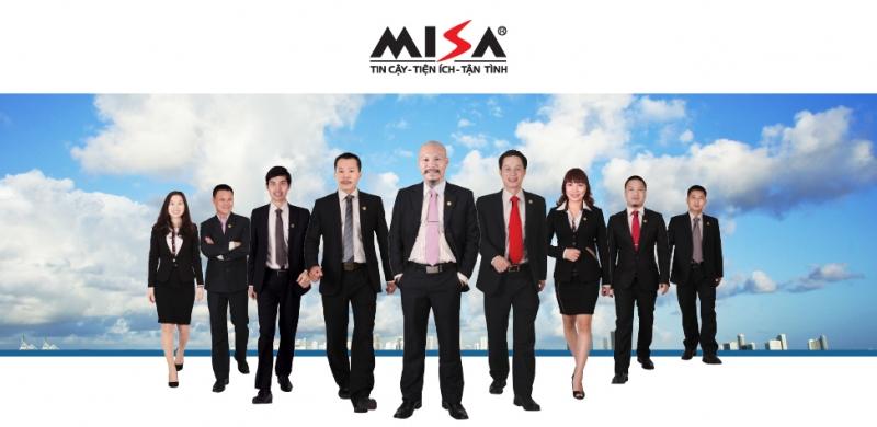 Misa - tin cậy - tiện ích - tận tình