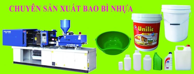 Thùng sơn, sản phẩm điển hình của Nhựa Gia Phan