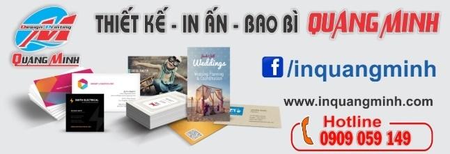 Công ty sản xuất & In ấn Quang Minh