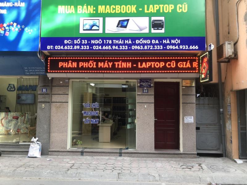 Công ty sửa chữa máy tính Bách Khoa