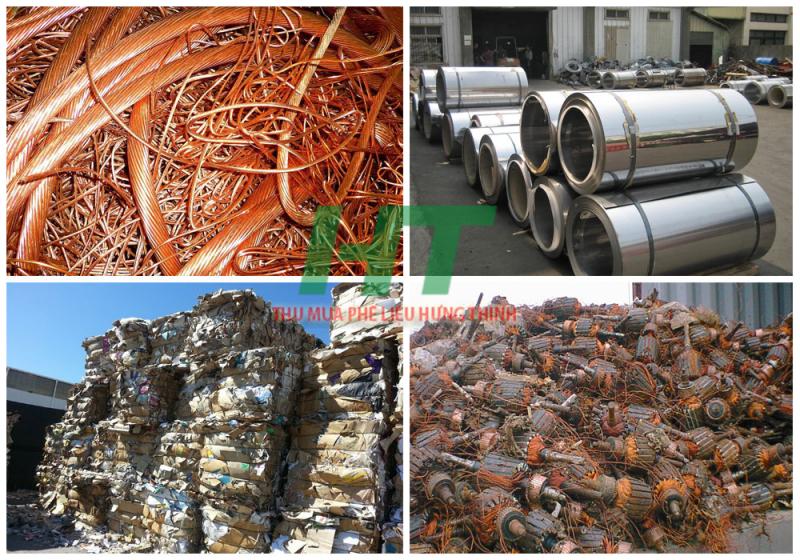 Thu mua phế liệu đồng tại công ty Hưng Thịnh