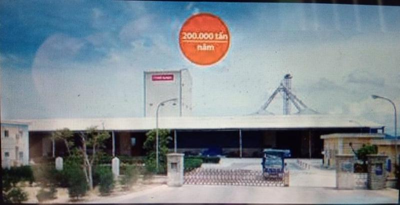 Nhà máy austfeed tại Bình Định.