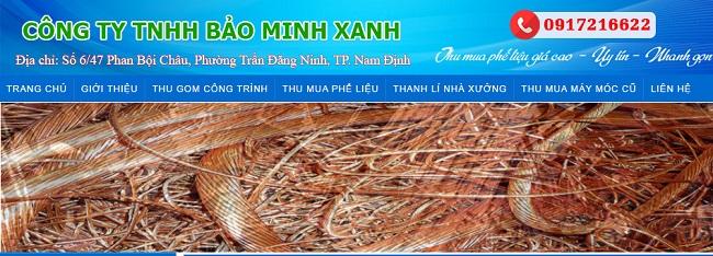 Công ty TNHH Bảo Minh Xanh