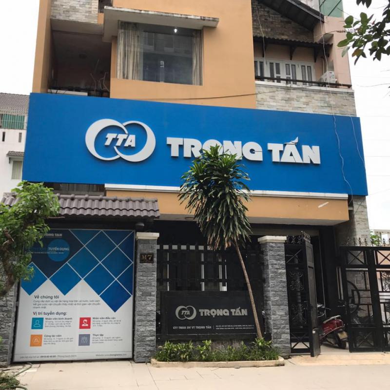 Công ty TNHH DV vận tải Trọng Tấn