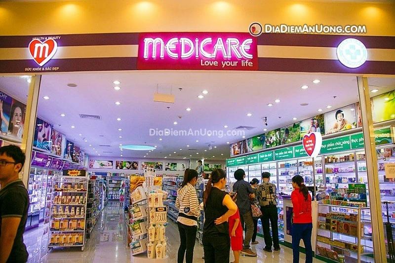 Cửa hàng của Công ty TNHH Medicare