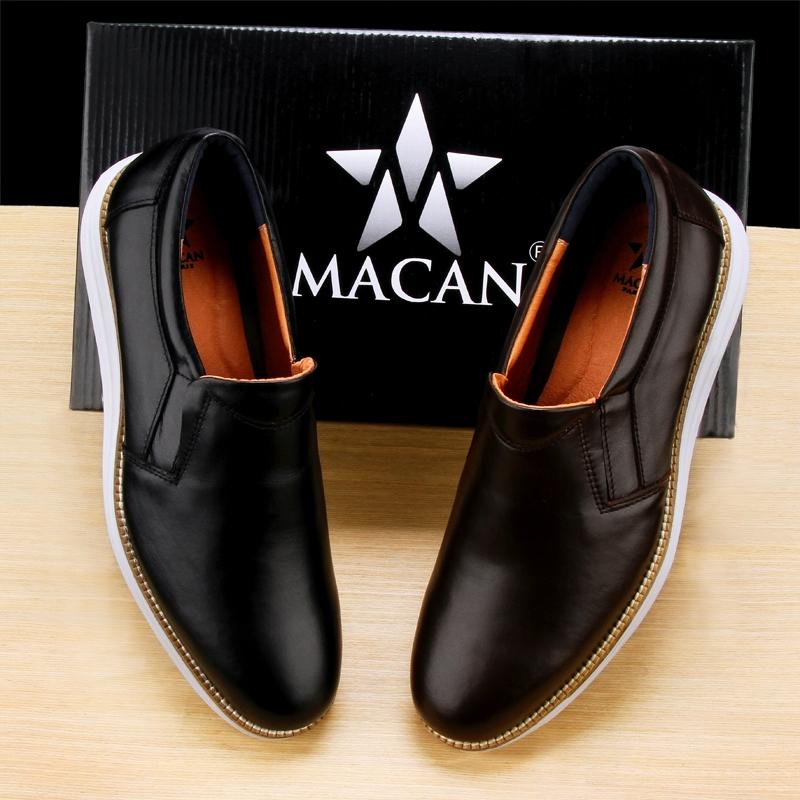 Thương hiệu giày Macan