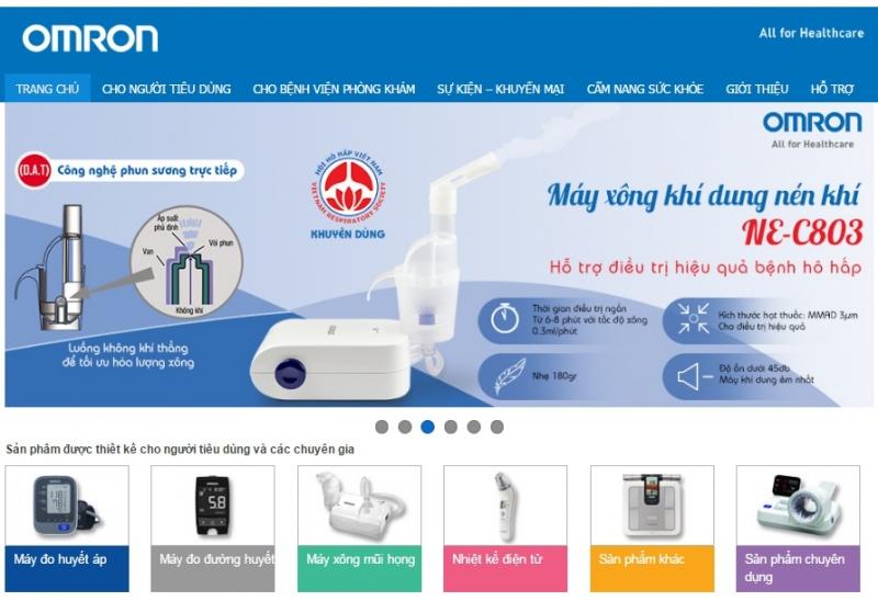 Công Ty TNHH Thương Mại - Dịch Vụ Và Sản Xuất Việt Tường là một trong những địa chỉ phân phối của thương hiệu Omron tại TPHCM