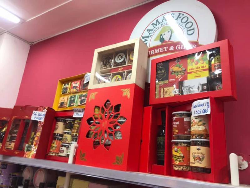 Công ty TNHH Thương Mại Sản xuất Tân Phú Nhuận - Mama's Food