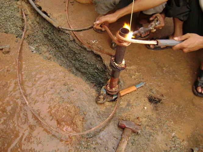 Công ty TNHH Thương mại và Dịch vụ điện nước Toàn Tâm