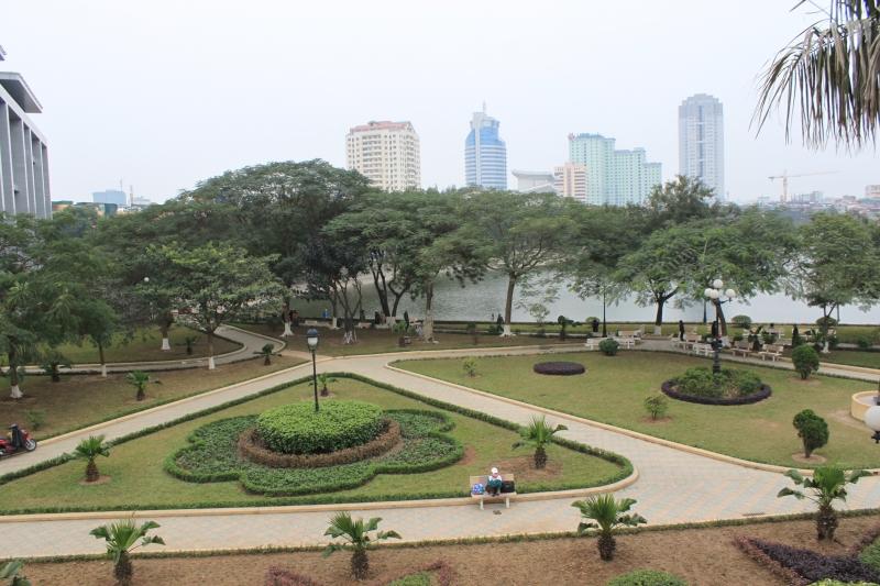 Công viên Indira Gandhi