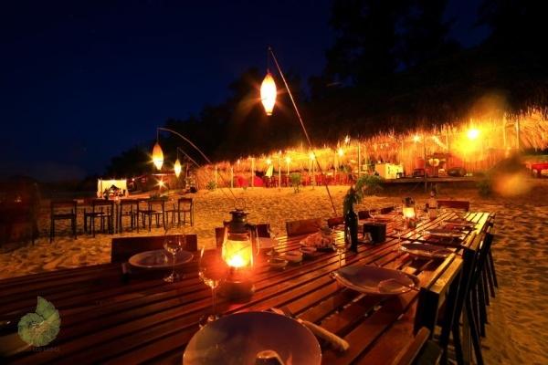 Không gian tại Coto Eco Lodge