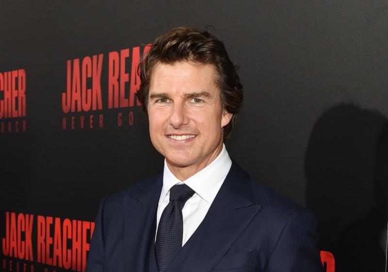 Nam diễn viên Tom Cruise
