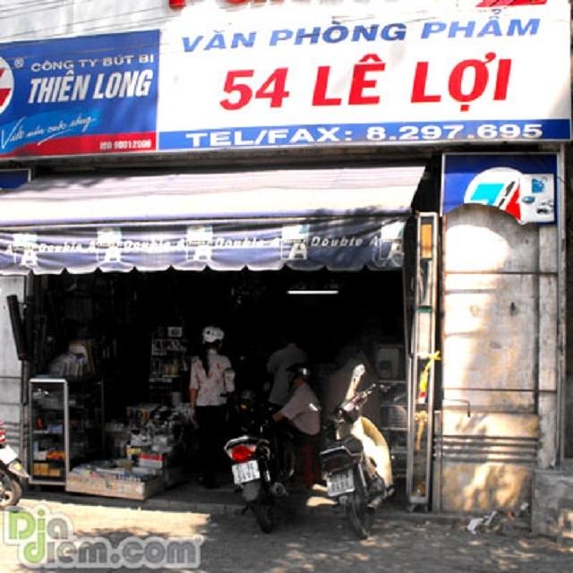 Bảng hiệu của cửa hàng