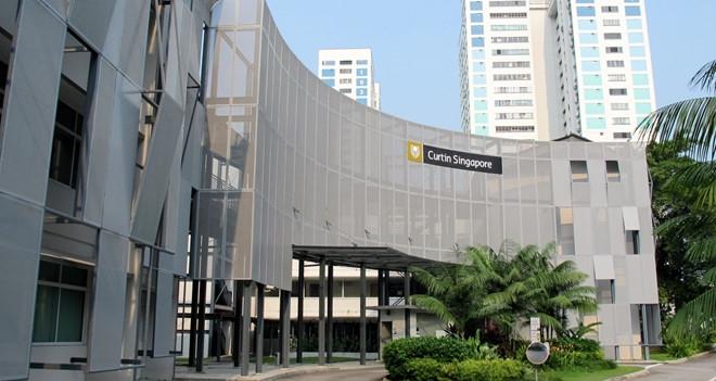 Curtin được thành lập vào tháng 11 năm 2008 tại Singapore