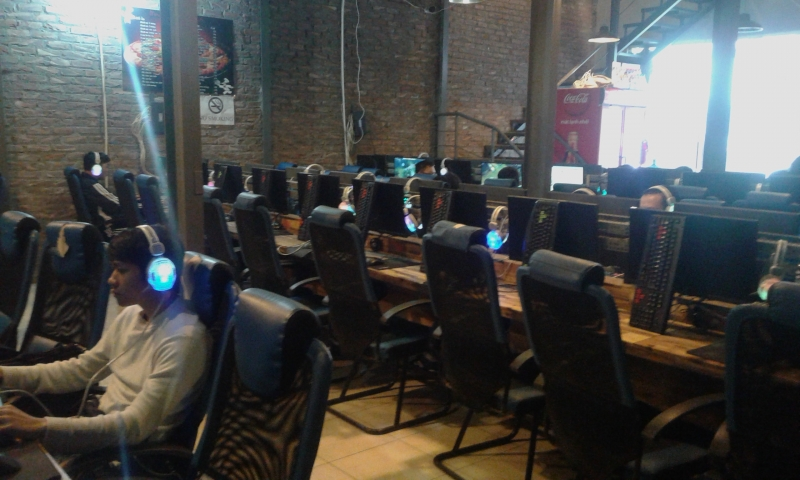Cybox Game Center