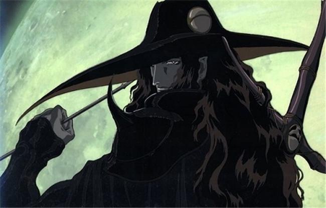 D của Anime Vampire Hunter D