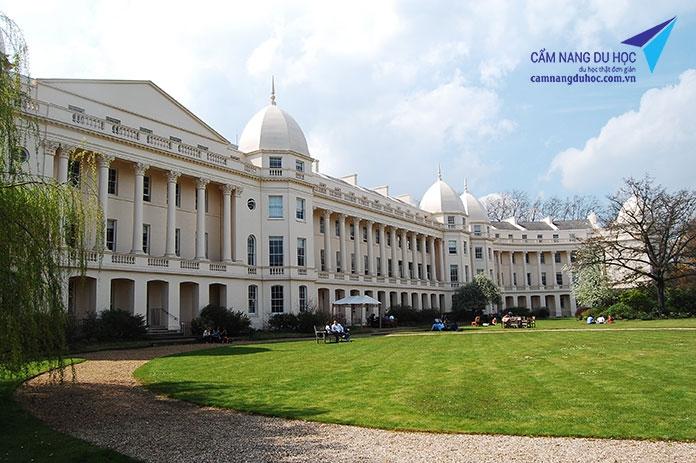 Trường đại học kinh doanh London