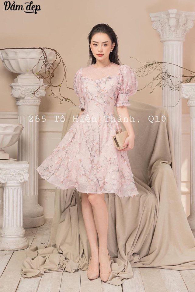 Đầm Dự Tiệc GSG