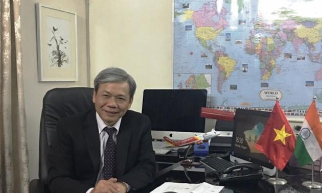 Đại sứ Tôn Sinh Thành