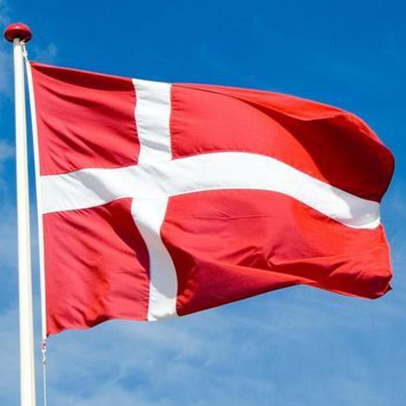 Quốc kỳ của Đan Mạch