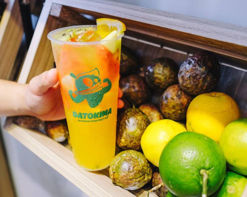 Datokima - tiệm trà trái cây tươi