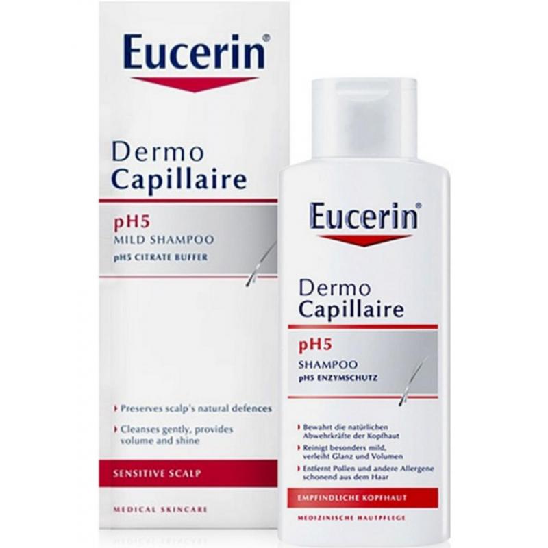 Emo Capillaied Thinning Hair là dầu gội dưỡng tóc lý tưởng dành cho mái tóc uốn bị hư tổn.