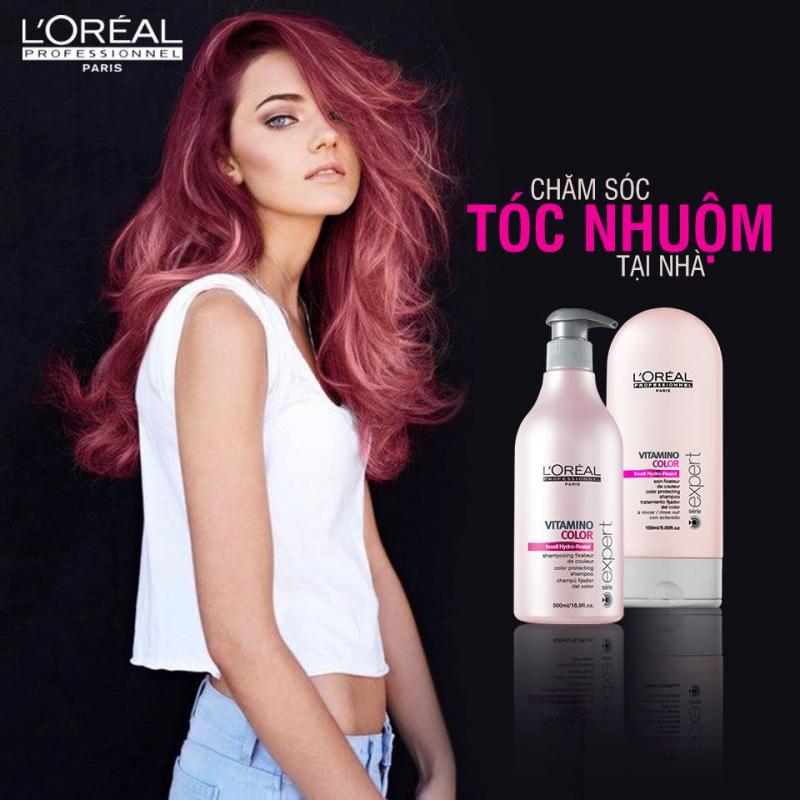 Top 8 dầu gội giữ màu và phục hồi hư tổn dành cho tóc nhuộm tốt nhất hiện nay