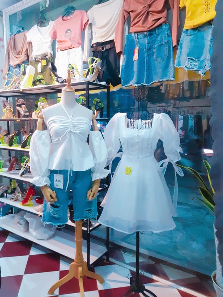 Shop áo quần, phụ kiện thời trang nữ tại TP. Cam Ranh, Khánh Hòa