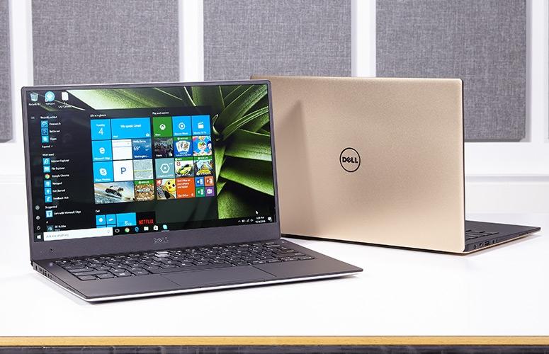 Dell XPS có thiết kế gần như không viền màn hình