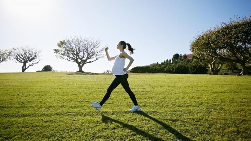 Đi dạo và hít thở không khí trong lành tốt cho hoạt động tim mạch
