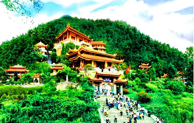 Thiền viện Trúc Lâm Yên Tử - Đệ nhất danh thắng tâm linh