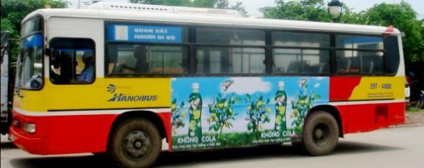 Hình ảnh quảng cáo do Brandcom sáng tạo