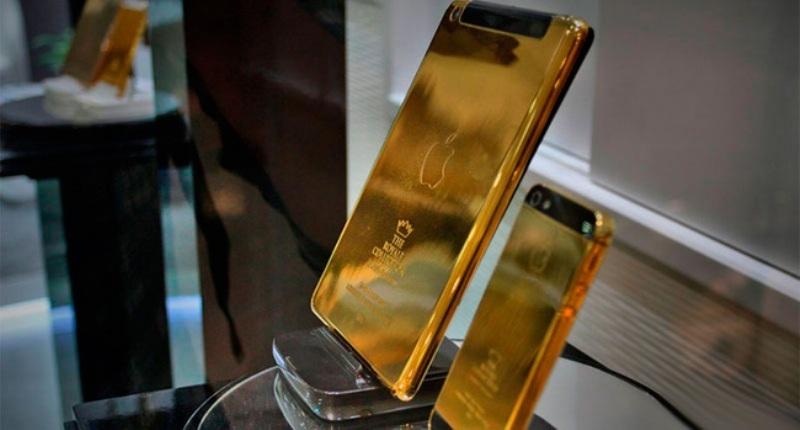 Điện thoại vàng
