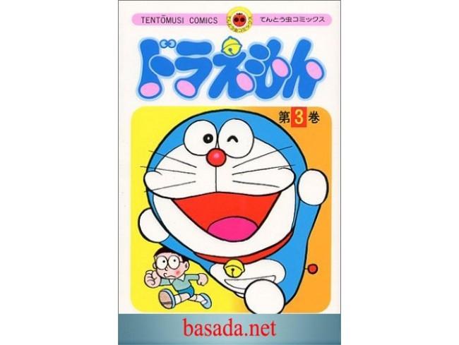 Truyện Doremon bằng tiếng Nhật