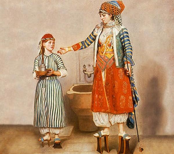 Giày Kabkabs truyền thống của Lebanon
