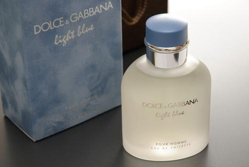 Dolce & Gabbana Light Blue Pour Homme chững chạc, đẳng cấp