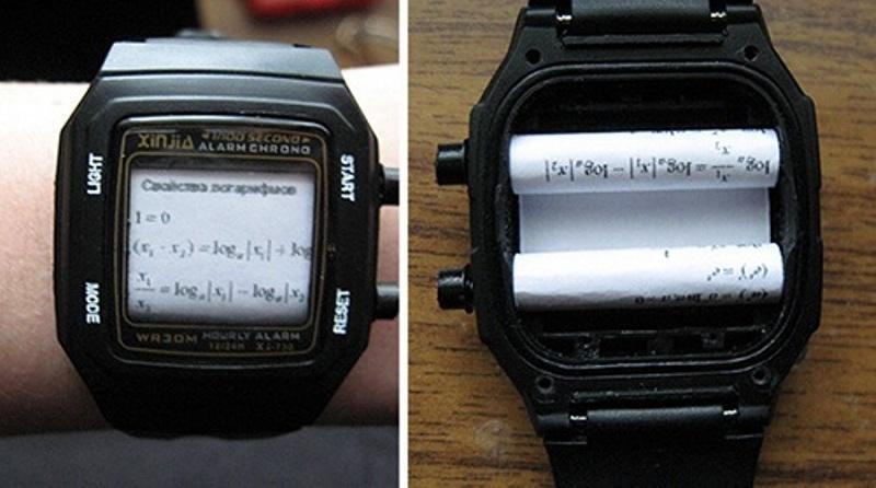 Đồng hồ không phải để xem giờ