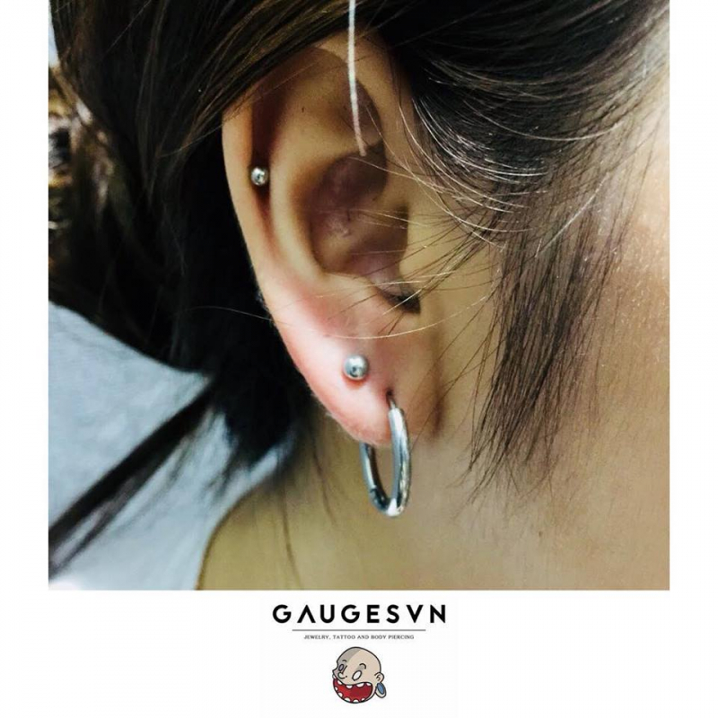 Gauges Piercing