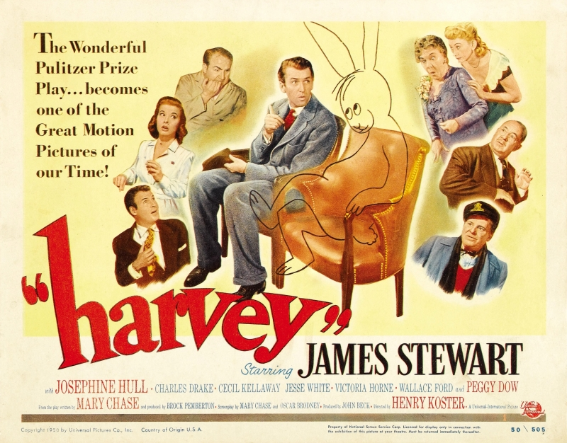 Harvey (1950) - Chú thỏ Harvey