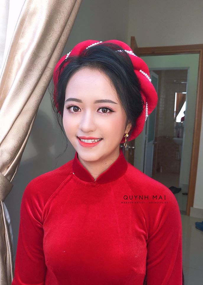 Quỳnh Mai makeup (Marry Wedding)