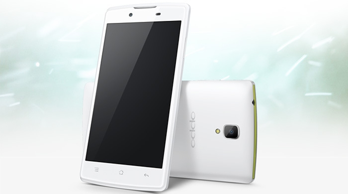Oppo R1 16Gb Black/White