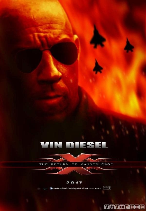 Bộ phim The Return of Xander Cage