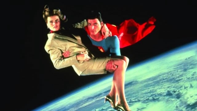 Số 4: Superman IV: The Quest For Peace
