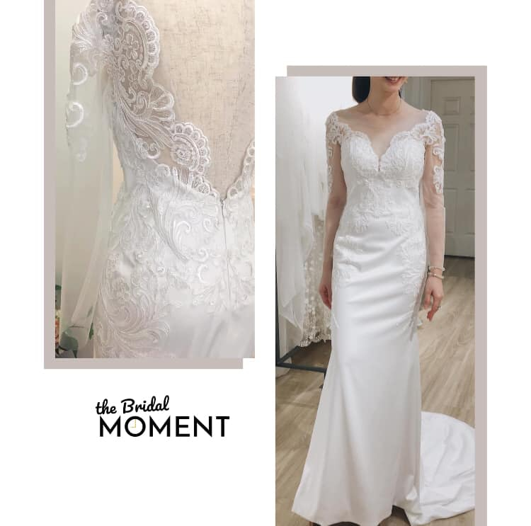 The Bridal Moment - Váy cưới