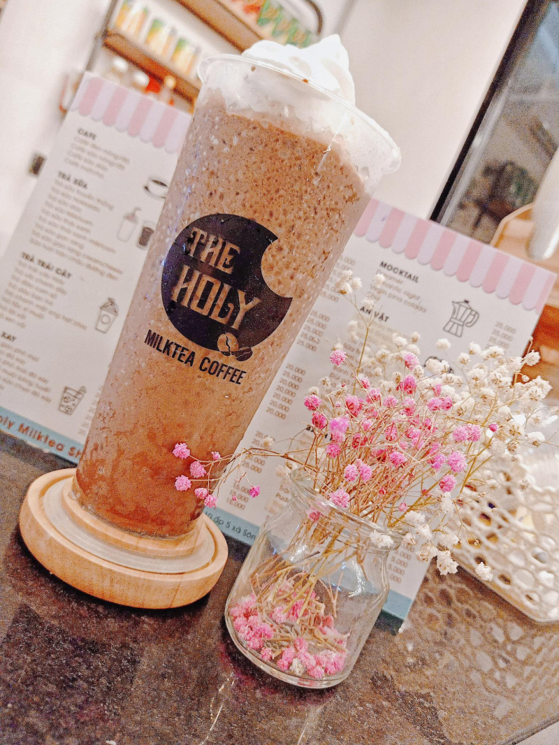 The Holy Milktea shop - Trà sữa Detox Smoothies Holy