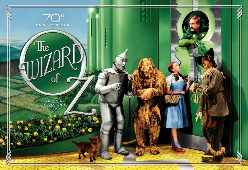 The Wizard of Oz 1939 (Phù thủy xứ Oz 1939)