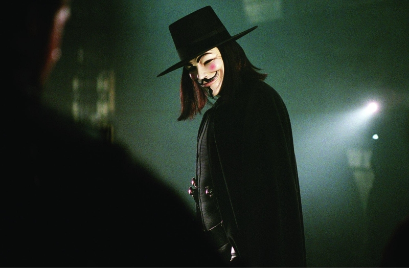 Phim V for Vendetta