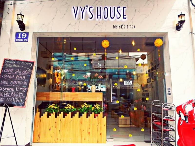 Vy's House