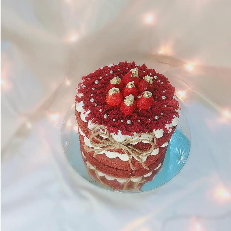 Amber Artis Cake