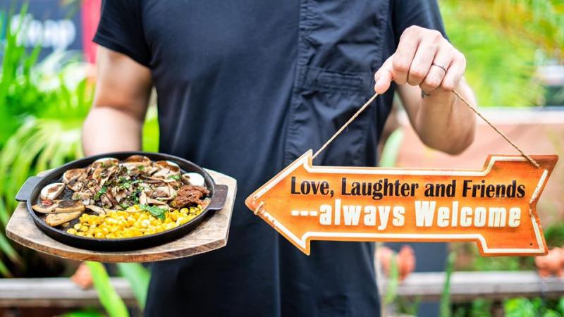 Nhà hàng ANs - Vegetarian Cuisines